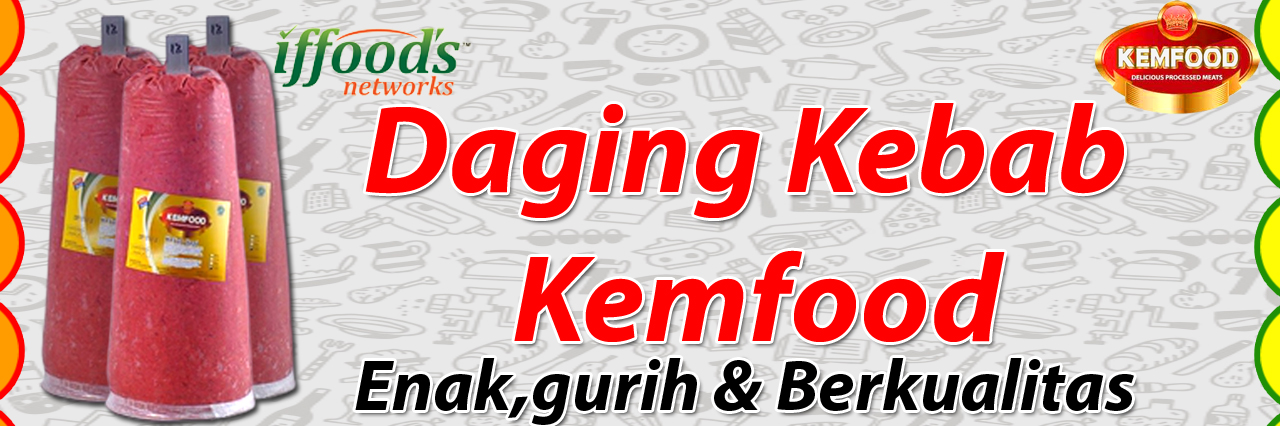 Daging Kebab Kemfood